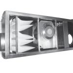 Компактные приточные установки MRV-P-V-mini с водяным нагревателем