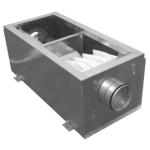 Компактные приточные установки MRV-P-E-mini с электрическим нагревателем