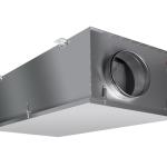Компактные приточные установки MRV-mini-SLIM с электрическим нагревателем